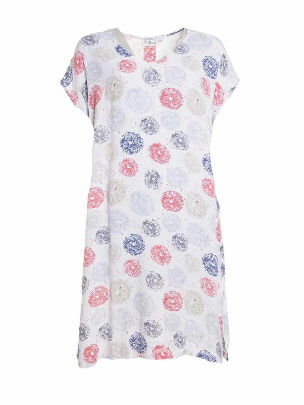 TRN-2420 Dress Capri Clothing Katie Kerr Women's Clothing