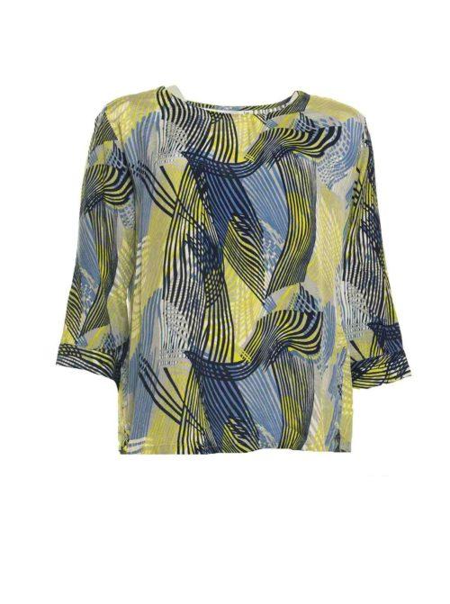 Daina Top Masai Clothing Katie kerr Women's Clothing