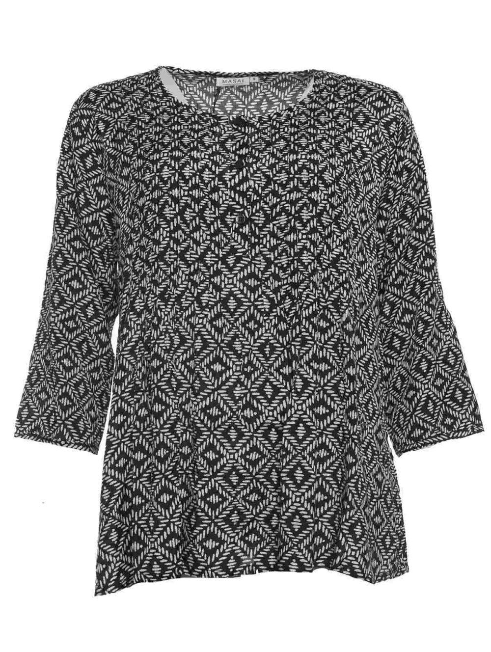 Dassah Top Masai Clothing Katie Kerr Women's Clothing