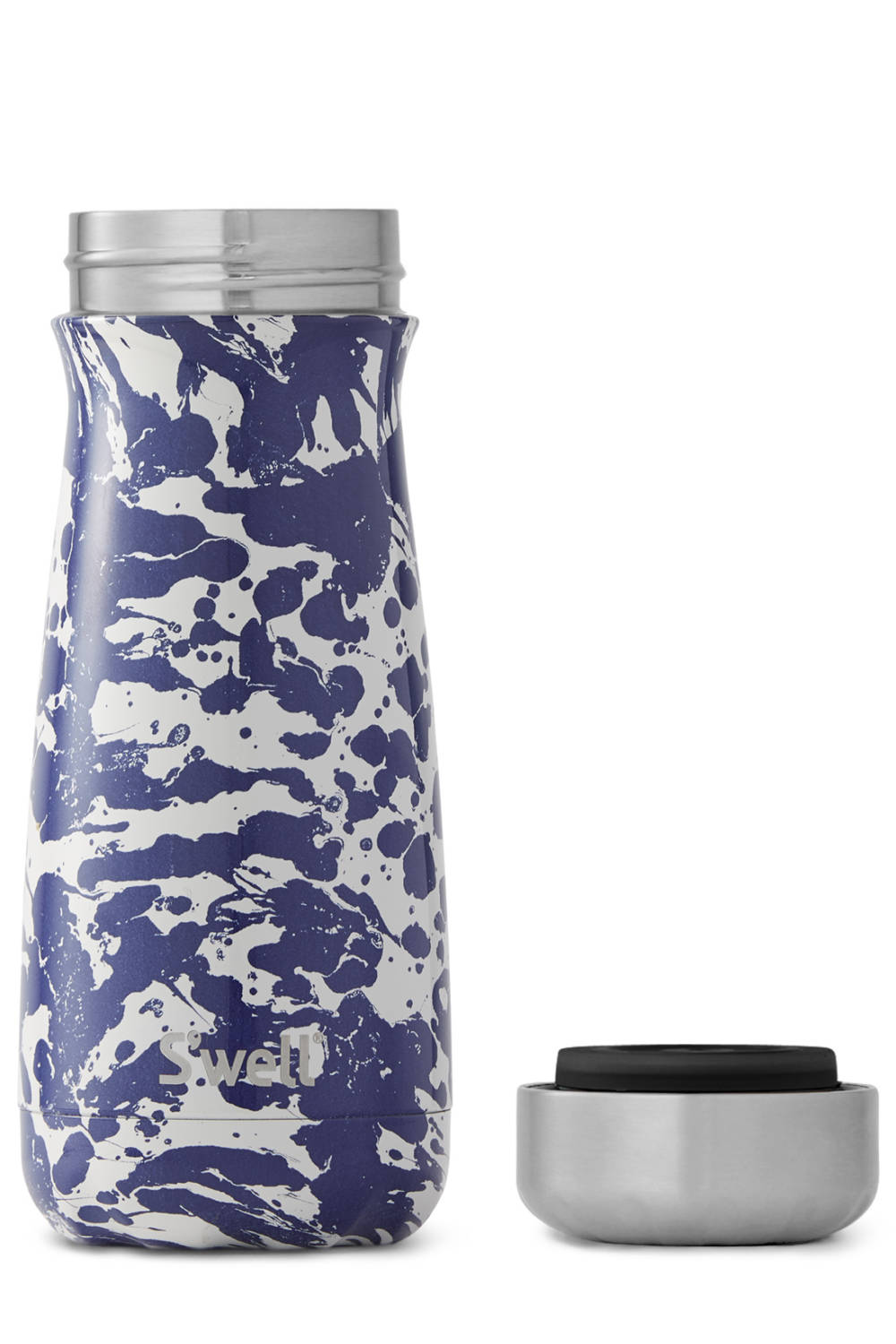 Swell Enamel Blue 16oz Water Bottle