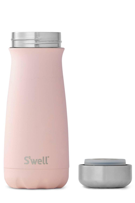 Swell Pink Topaz 16oz Traveler Bottle