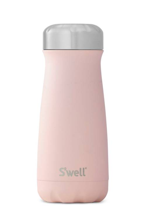 Swell Pink Topaz 16oz Traveler Bottle