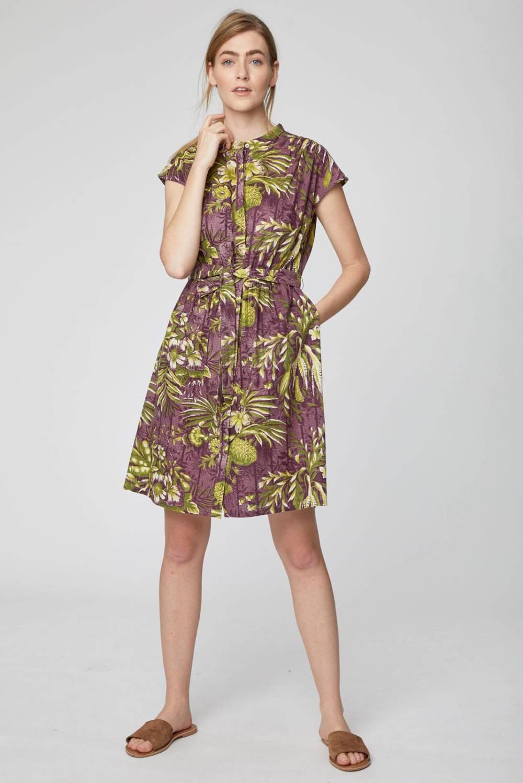 Tesari Dress Thought Clothing Katie Kerr Women's Clothing