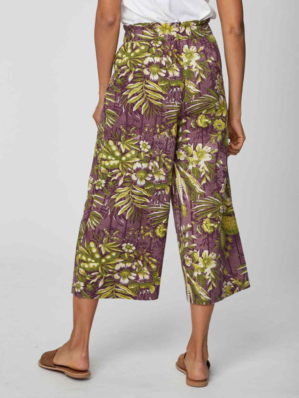 Tesari Culottes Thought Clothing Katie Kerr Women's Clothing