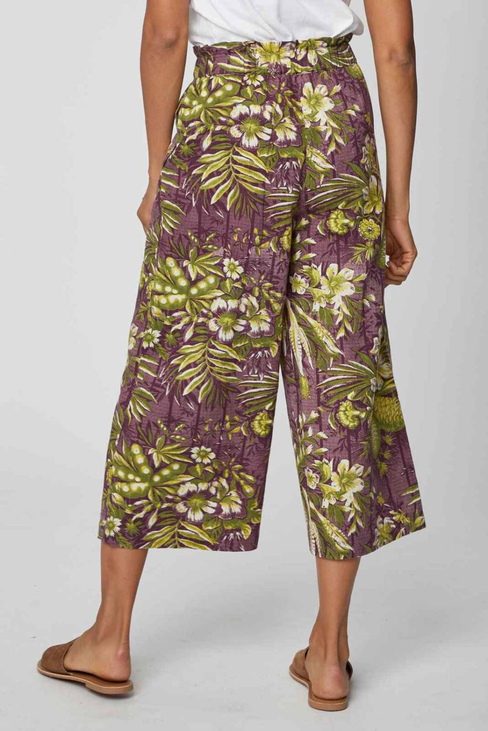Tesari Culottes Thought Clothing Katie Kerr Women's Clothing