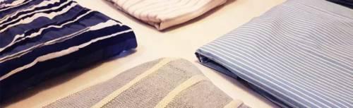 Stripes, stripes, stripes logo