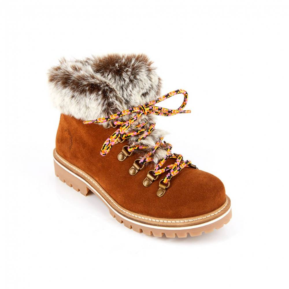 Les Tropeziennes Lavinia Boot Brown