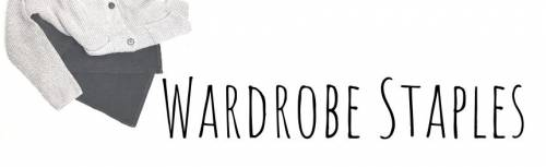 Wardrobe Staples logo