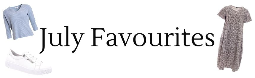 July Favourites logo