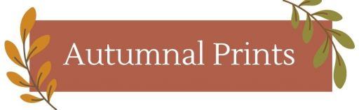 Autumnal Prints logo