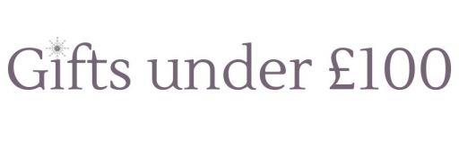 Gifts Under £100 logo